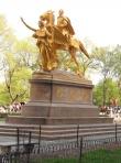 Central Park Monument