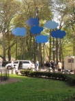 Art in Central Park