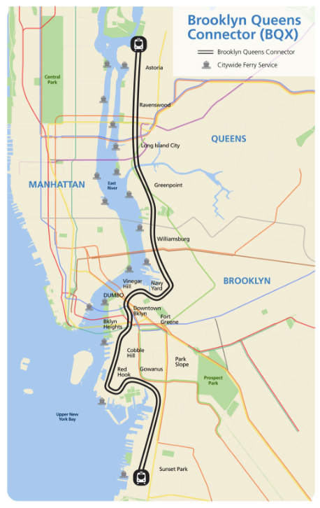 Proposed Connector Route